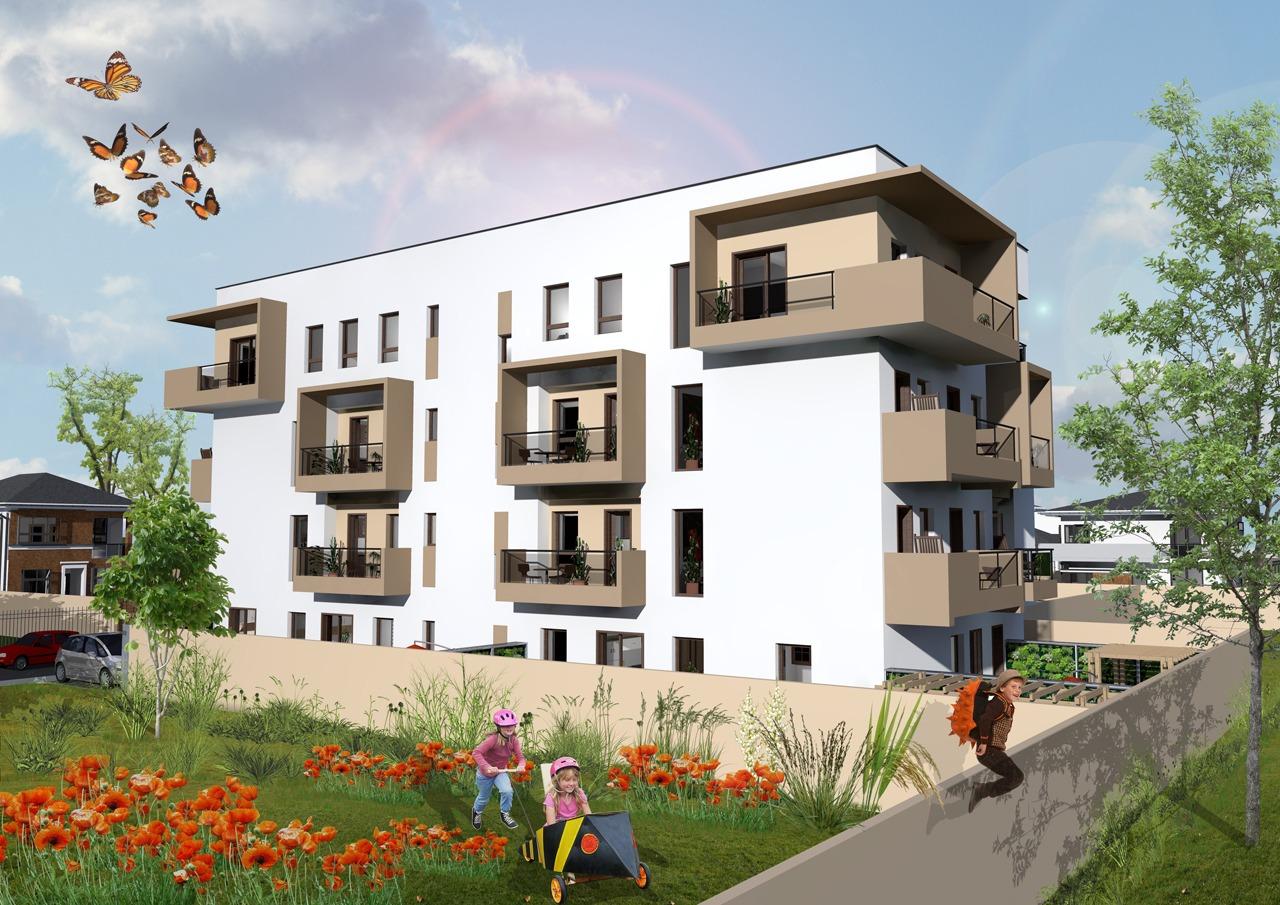 Apartamente Jovial Residence