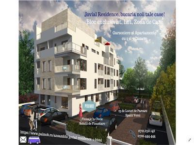 Valea Oltului, bloc exclusivist 2019, 3 camere, 2 bai, 3 balcoane, 2/4R, zona case